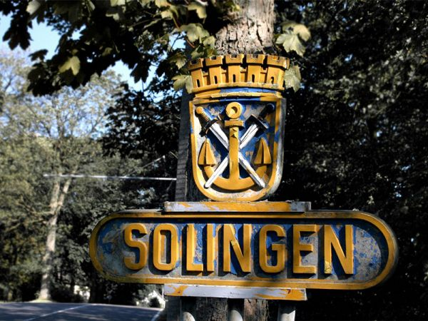 A Cidade das Lâminas: Solingen, Alemanha.